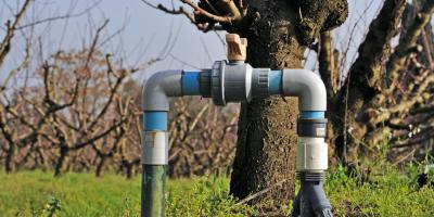 La UE facilitará el uso de agua residual tratada para el riego agrícola