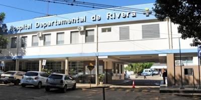 Imputaron por desacato al paciente con Covid-19 que acosó y le tosió intencionalmente a una auxiliar de servicio del Hospital de Rivera