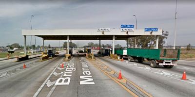 Tras primer caso de covid-19 en San José, piden desinfectar vehículos que pasen por peaje de la Barra de Santa Lucía