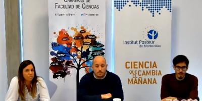 Uruguay diferencia 3 cepas al secuenciar genoma de Covid 19 en 10 pacientes