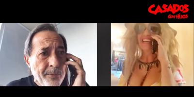 El regreso en redes de Pepe y Moni de Casados con hijos