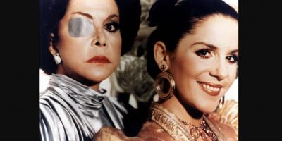 Frivolidad y maldad: Villanas de telenovelas que hicieron historia en México