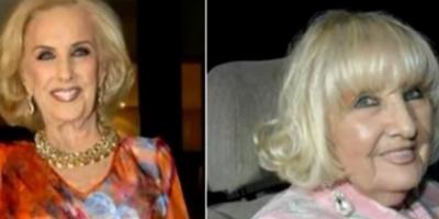 """A la edad de 93 falleció """"Goldy"""", la hermana gemela de Mirtha Legrand"""