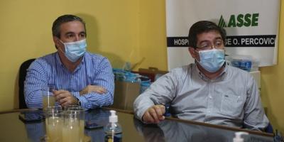 ASSE realizará hisopados aleatorios de COVID-19 en Noblía y Aceguá
