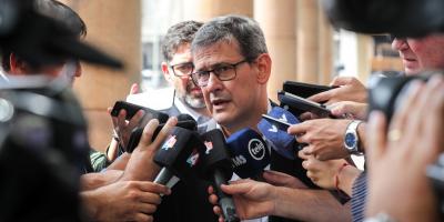 """Díaz aseguró que cuando se conozca la investigación sobre la fuga de Morabito """"habrá muchas sorpresas"""""""