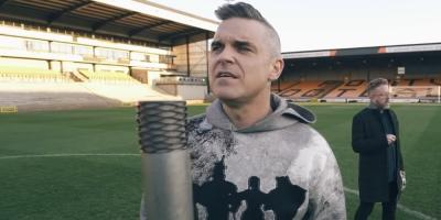 Robbie Williams tocará en un concierto virtual con Take That el día 29