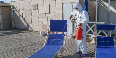 """Italia rechaza """"corredores turísticos"""" y pide coordinación y unidad europea"""