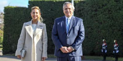 Fernández asistió a primer Tedeum virtual por Día de la Patria en Argentina