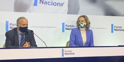 """El Partido Nacional pidió una """"campaña limpia"""" de cara a las elecciones departamentales"""