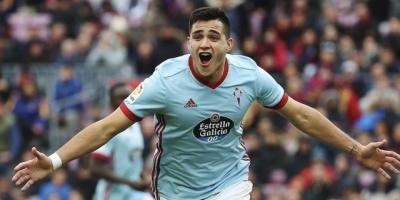 """Maxi Gómez: """"Vamos a conseguir estar arriba"""""""