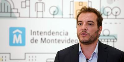 El Intendente de Montevideo Cristian Di Candia solicitó un subsidio desde los fondos covid para el transporte