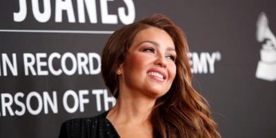 """Thalía tuvo la colaboración de sus hijos en su nuevo disco """"Viva Kids 2"""""""