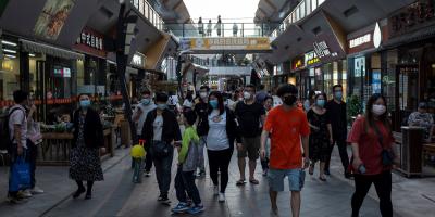 """Los casos """"importados"""" protagonizan un ligero repunte de contagios en China"""