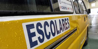 Intendencia fijó protocolo para los servicios del sistema de transporte escolar