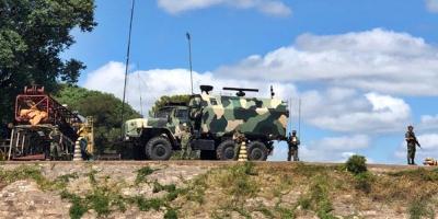 Un vehículo eludió un control militar en Artigas y sus ocupantes efectuaron varios disparos