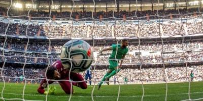 "Benzema: ""Es difícil estar dos meses sin tocar el balón"""