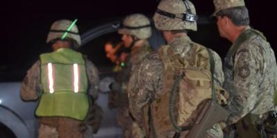 Detuvieron al conductor del vehículo que eludió un puesto de control militar en Artigas