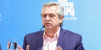 """A Alberto Fernández le """"urgen más"""" otros temas que proyecto de ley del aborto"""