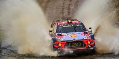 Suspendido el Rally de Finlandia 2020