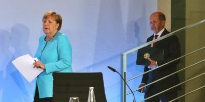 Coalición alemana aprueba plan de 130.000 millones para reactivar economía