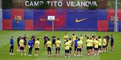"""El Barcelona no tiene """"ninguna preocupación"""" sobre el estado físico de Messi"""