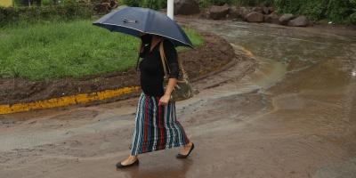 Se esperan lluvias y tormentas en todo el país desde el viernes hasta el domingo a la tarde