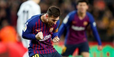 """Messi, con una """"pequeña contractura"""", sigue sin entrenarse con el grupo"""