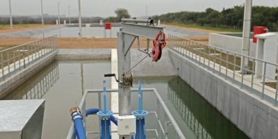 Inauguran planta de tratamiento de líquidos barométricos en Colonia