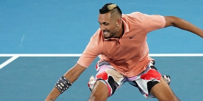 "Kyrgios: ""Mi objetivo no es ganar Grand Slams"""