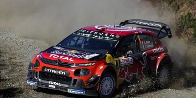 Cancelado el WRC Rally de Gran Bretaña
