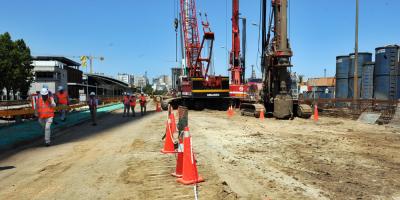 Cámara de la Construcción realizó una evaluación positiva de los primeros meses de trabajo