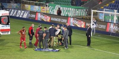 Galatasaray de Estambul muestra su apoyo a Muslera tras su grave lesión