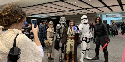 """La convención """"Star Wars Celebration"""" se aplaza hasta 2022 por el coronavirus"""