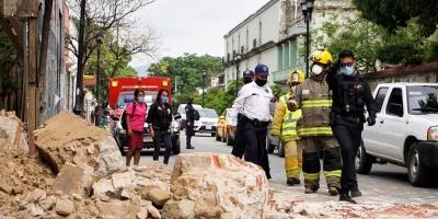 El papa transmite su cercanía con el pueblo de México tras el terremoto