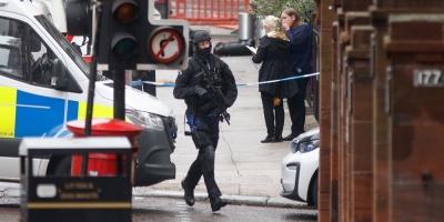 El ataque con cuchillo en un hotel de Glasgow no está vinculado al terrorismo