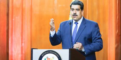 Maduro da 72 horas a la embajadora de la Unión Europea para que abandone Venezuela