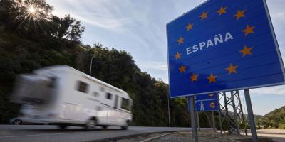 España y Portugal reabren mañana su frontera, cerrada tres meses y medio