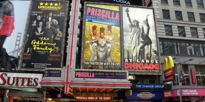 """Broadway, la """"Meca"""" mundial del teatro, anunció el cierre de sus salas hasta 2021 por el Covid-19"""