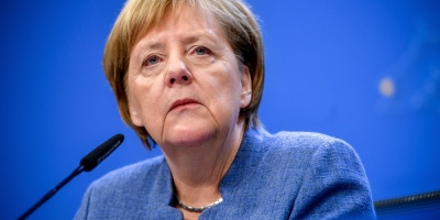 "Merkel pide a Europa que ""vuelva a ser fuerte"""