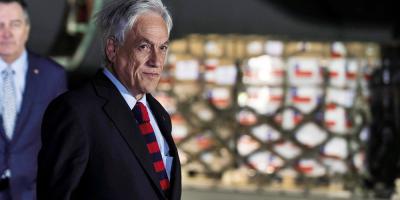La economía de Chile se hunde un 15,3 % en mayo, en inicio de la cuarentena