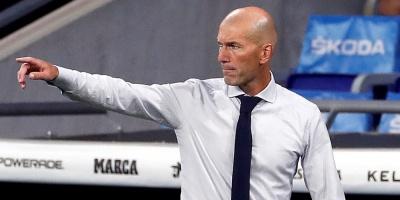 Fabian O'Neill fue dado de alta y recibió el apoyo de Zidane