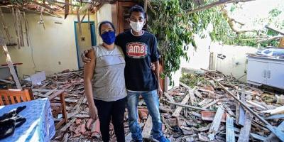 Suben a nueve los muertos debido a las fuertes lluvias en el sur de Brasil