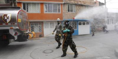 Colombia pasa de 100.000 casos de COVID-19 y se acerca a los 3.500 muertos