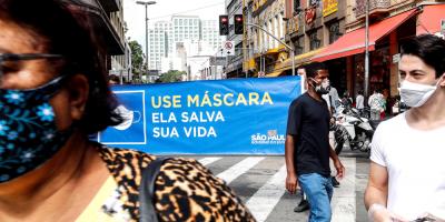 Brasil suma más de 60.000 muertes por COVID-19 y bordea 1,5 millones de casos