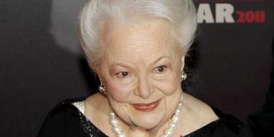 La leyenda viva del cine de Hollywood, Olivia de Havilland, cumple 104 años