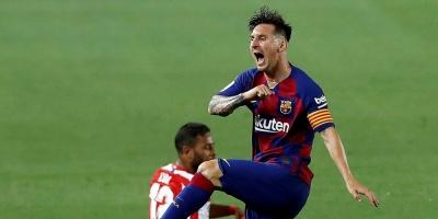 """Verón: """"El Barça, con Messi, está en un momento de transición"""""""