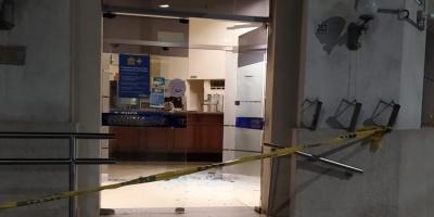 Delincuentes dispararon a la policía en un intento de robo a una sucursal del BROU en Guichón