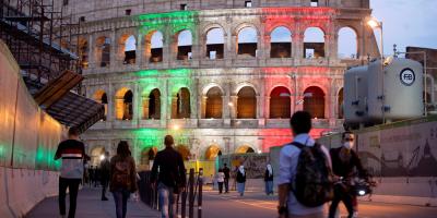 Crece el brote de coronavirus en Roma vinculado a vuelos desde Bangladesh