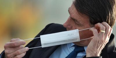 Bolsonaro suspendió su agenda, se sometió una radiografía de pulmón y se hizo una nueva prueba de COVID-19