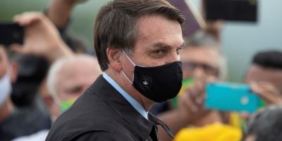 Bolsonaro se somete a nueva prueba de COVID-19 y sabrá el resultado hoy